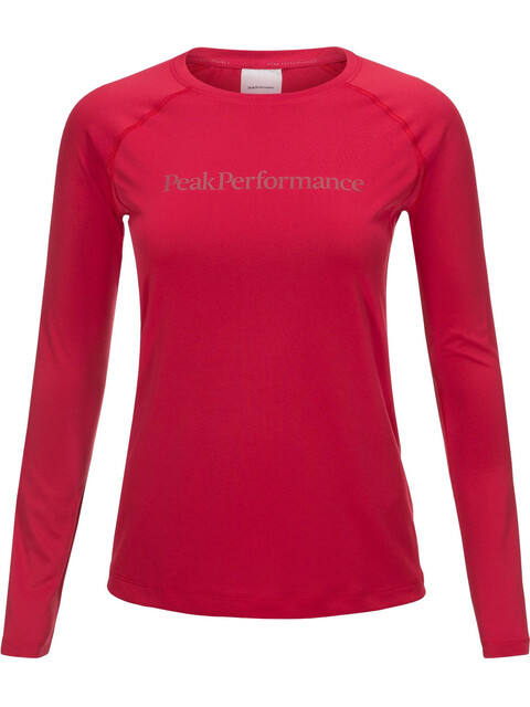 Peak Performance W's Gallos Co2 LS Shirt True Pink